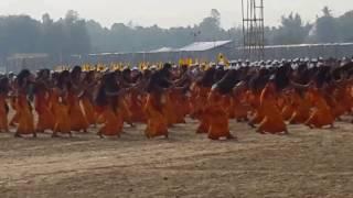 Download Traditional bodo kerai dance Video