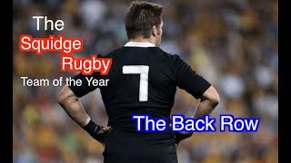 Download The Squidge Rugby Team of the Year 2018 - The Back Row Video