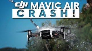 Download DJI MAVIC AIR CRASH!!! Video