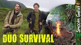Download Duo Survival: 72 hours, One tool each Video