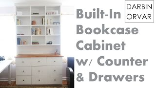 Download Built-In Cabinet Series Pt 5: Finishing & Installing | Darbin Orvar Video