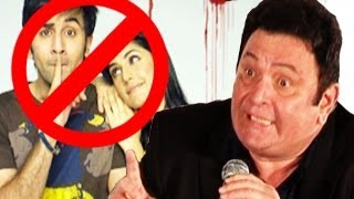 Download Rishi Kapoor shows his anger on Ranbir Kapoor as Katrina Kaif visits his house Video