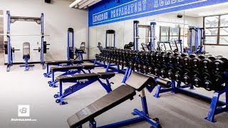 Download Crummy High School Gym Gets World Class Makeover | Anderson Prep Academy Video