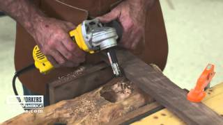 Download Arbotech Wood Carving Power Tools Video