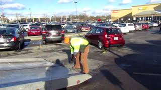 Download How To Get A Car Out Of A Busy Parking Lot Video
