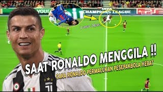 Download JANGAN DIINGAT ⚠️ LIHAT‼️Saat Ronaldo Meng-Gila dan Permalukan Para Pesepakbola Hebat Video