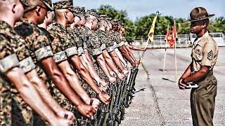 Download USMC Recruits Final Drill Inspection Parris Island (2019) Video