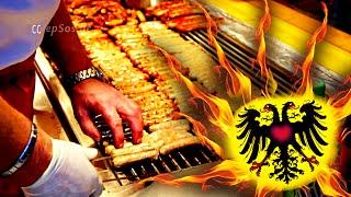 Download Tasty German Food on the Street. Video