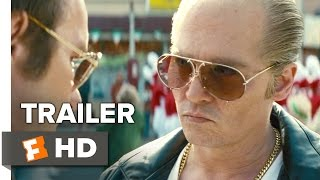 Download Black Mass Official Trailer #3 (2015) - Johnny Depp, Benedict Cumberbatch Movie HD Video