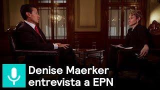 Download En Exclusiva: Enrique Peña Nieto en entrevista con Denise Maerker Video