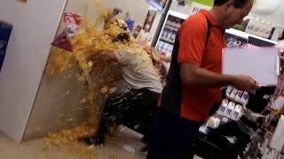 Download Supermarket Food Fight!! Video
