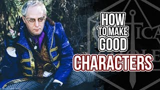 Download Taliesin Jaffe: Lessons in making characters (spoilers campaign 1&2) Video
