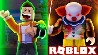 Download BEN 10 Becoming Pennywise *IT Clown* in ROBLOX (Ben 10 Arrival of Aliens) Video