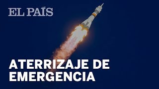 Download SOYUZ: Aterrizaje de emergencia tras un problema en el despegue Video