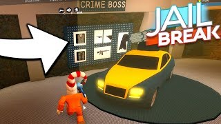 Download BUYING THE NEW JAILBREAK CRIME BOSS GAME PASS!!! Video