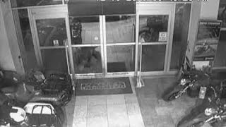 Download Four dirt bikes stolen in latest Lakeland smash-and-go burglary Video