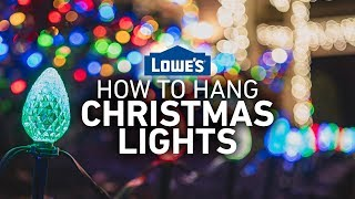 Download How to Hang Outdoor Christmas Lights | Lighting Design Tips Video