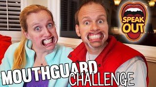 Download Mouthguard Challenge Extreme GROSS Food Game || Family Game Night Video