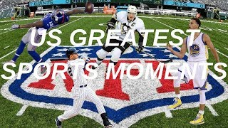 Download Greatest US Sports Moments (2010-2017) Video
