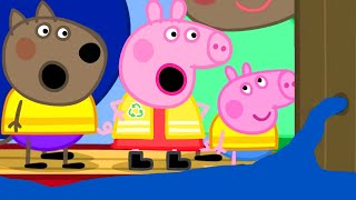 Download Peppa Pig Official Channel | Peppa Pig's Trip on a Canal Boat Video