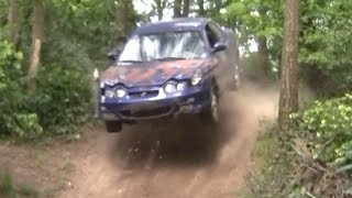 Download Hyundai Coupe offroad test Video