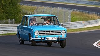 Download I'M BACK IN A LADA ON THE NÜRBURGRING! Video