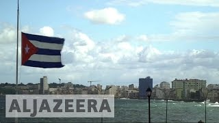 Download Cuba mourns death of Fidel Castro Video