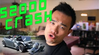 Download Honda S2000 Crash and Motorcycle Fails Video