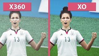 Download FIFA 16 – Xbox 360 vs. Xbox One Graphics Comparison [FullHD][60fps] Video