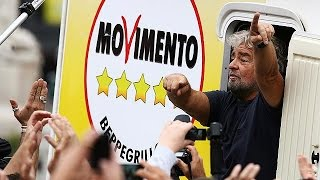 Download The birth and growth of Italy's Five Star Movement Video
