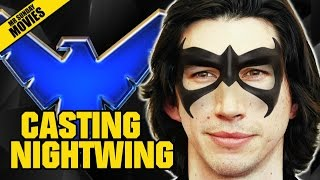 Download Casting NIGHTWING & ROBIN In The BATMAN Film Video