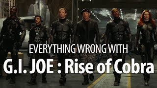 Download Everything Wrong With G.I. Joe: The Rise of Cobra in 18 Minutes or Less Video