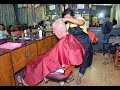 Download Barber girl shaved head Video