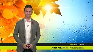 Download Friday afternoon forecast 10/11/17 Video
