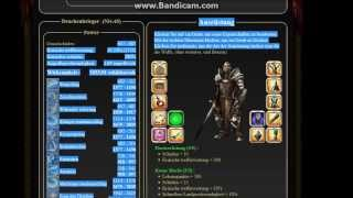 Download Mein Wunschcharakter (Drachenkrieger) Drakensang Online Video