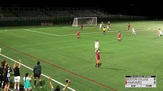 Download Recap: Women's Soccer vs. Boston College Video