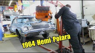 Download 505 Hemi install - '70 Satellite carb swap - Kowalski body shop update! Video