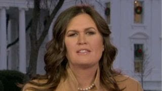 Download Sarah Sanders on attacks from media, her White House role Video