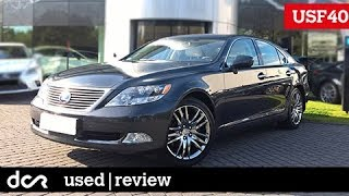 Download Buying a used Lexus LS (USF40) - 2007-2017, Buying advice with Common Issues Video