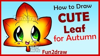 How To Draw A Pumpkin For Halloween Fun2draw Cartoon Tutorial Free
