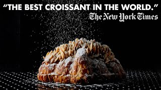 Download We Try the BEST Croissant in the WORLD!!?🤤 (LUNE) Video