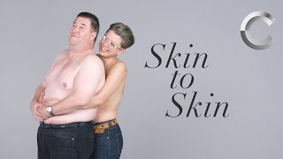 Download We asked strangers to hold each other skin to skin | Cut Video