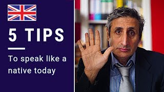 Download 5 Ways to INSTANTLY Sound Like a NATIVE SPEAKER (British English) Video