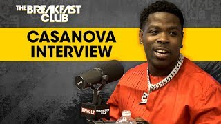 Download Casanova Reflects On 6ix9ine Drama, Visiting Africa, New EP + Staying Out Of Trouble Video