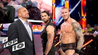 Download Humiliating public betrayals: WWE Top 10 Video