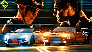 Download Anime Fast and Furious Video