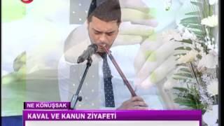 Download Kaval taksim ve Tutam yar elinden ( Abdullah Evliyaoğlu (kaval) - Hakan Özdoğan(kanun) ) Video