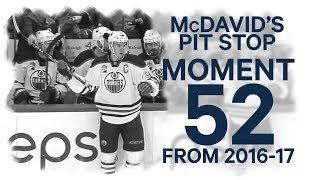 Download No. 52/100: McDavid's pit stop Video