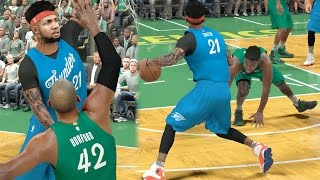 Download NBA 2k17 MyCAREER - Disrespecting My Old Team! 6 Ankle Breakers + Mean 7 Ft Posterizer Dunk!! Ep 115 Video