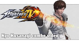 Download KoF XIV: Kyo Kusanagi combo video (ver. 2.01) Video